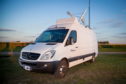 KinexoTV Movil Satelital HD DSNG