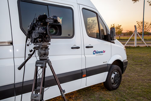 KinexoTV Movil Satelital HD DSNG 03