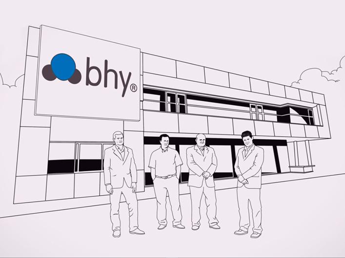 Video institucional BHY